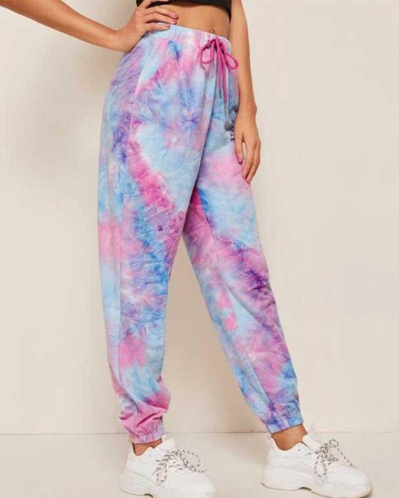 Women Casual Loose Long Trousers