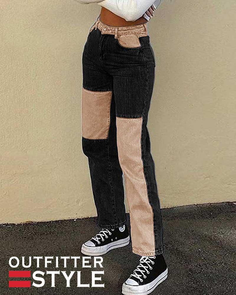 Distressed Streetwear Clothing Boyfriends