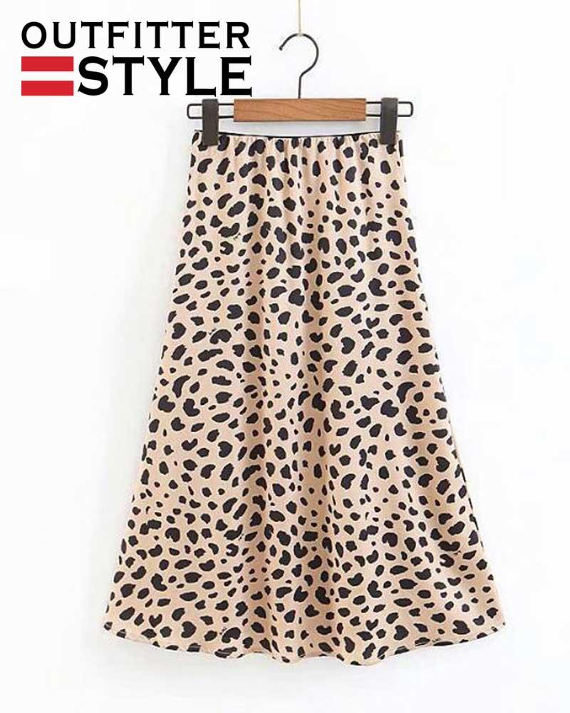 High Waist Zipper Fashion Club Stylish Beach Skirt