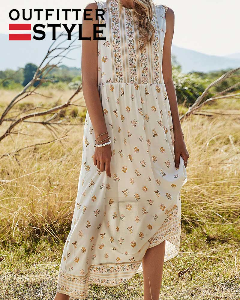 Long Dresses For Women Beach Holiday