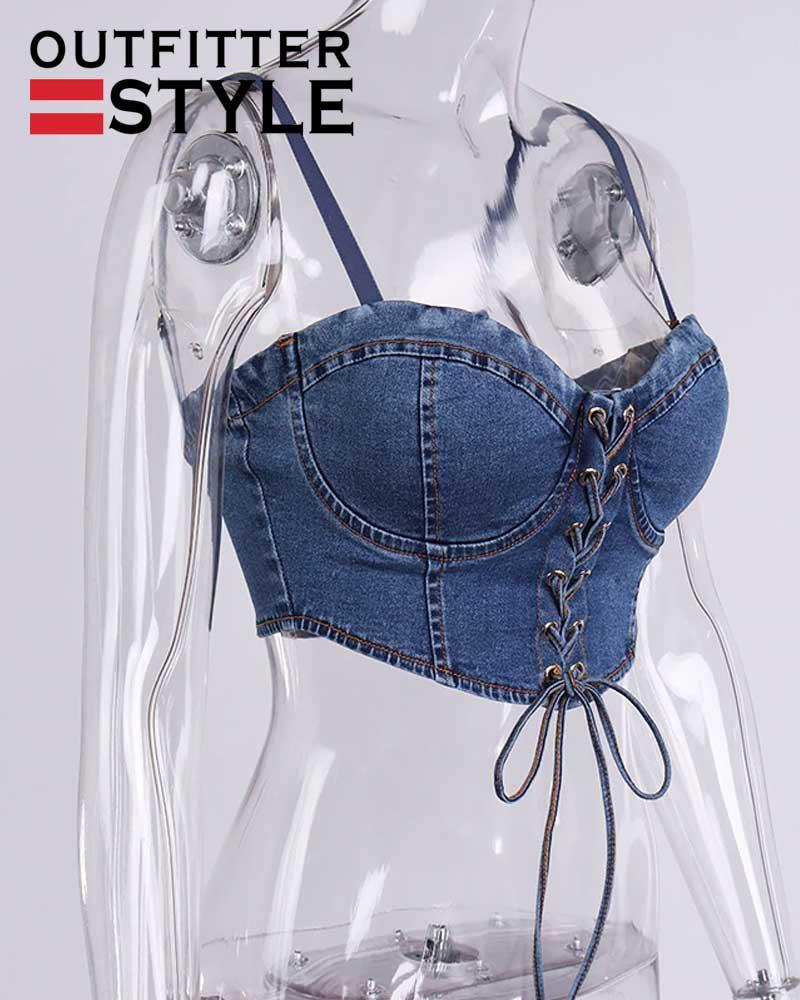 Summer Clothes Femme Camisole Ladies Halter