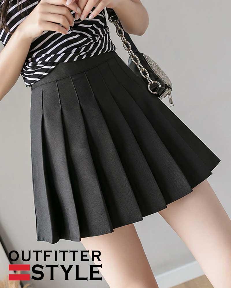 Women Skirts High Waist