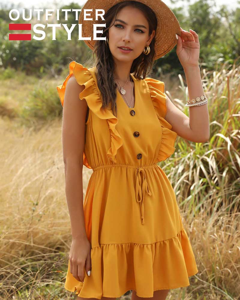 Women Summer Dress Casual